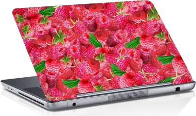 RADANYA Strawberry Skin Vinyl Laptop Decal 15.6