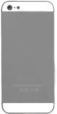 Richuzers Apple iPhone 5S Back Panel Silver