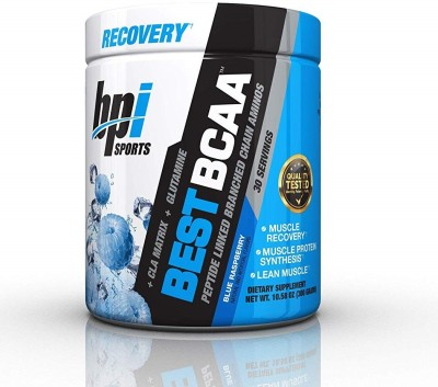 BPI Sports Best BCAA(300 g, Blue Raspberry)