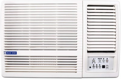 Blue Star 1.5 Ton Window AC  - White(5W18LC)   Air Conditioner  (Blue Star)