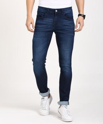 Campus Sutra Slim Men Blue Jeans