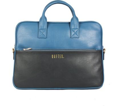dafter 15 inch Laptop Messenger Bag Blue