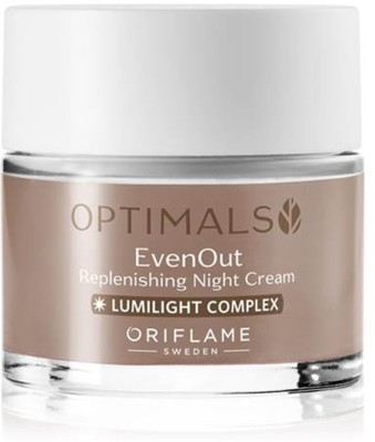 Oriflame Optimals Even Out Replenishing Night Cream(50 ml)