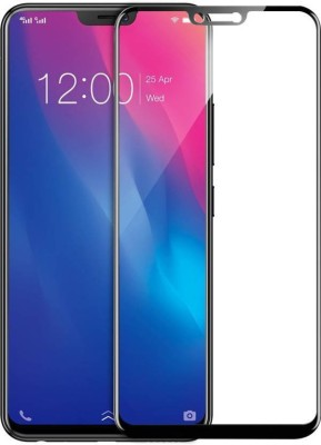 WESTERN COLLECTIONS Edge To Edge Tempered Glass for Vivo V9(Pack of 1)