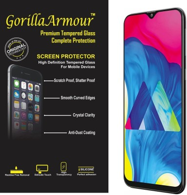 Gorilla Armour Tempered Glass Guard for Samsung Galaxy M20