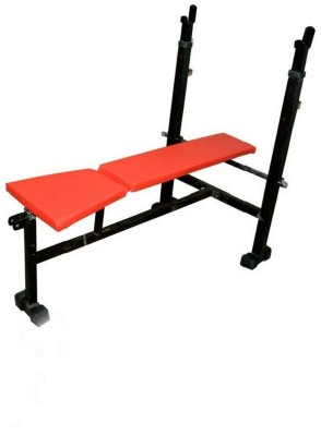 HEALTH FIT INDIA 3 in 1 ( With 95 Kg. Holding Capacity ) Multipurpose Fitness Bench