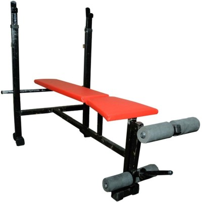 SPIRO 3 in 1 ( With 120 Kg. Holding Capacity ) Multipurpose Fitness Bench