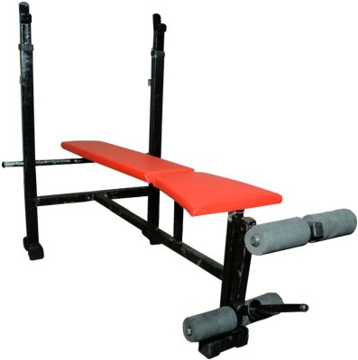 SPIRO 3 in 1 ( With 95 Kg. Holding Capacity ) Multipurpose Fitness Bench