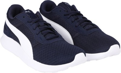 Puma Boys   Girls Lace Running Shoes Blue Puma Sports Shoes