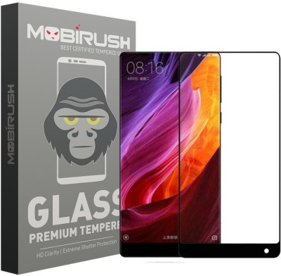 MOBIRUSH Edge To Edge Tempered Glass for Mi Mix 2S(Pack of 1)