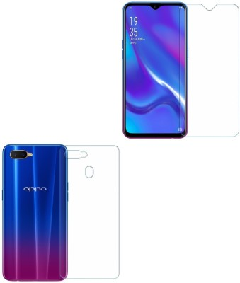 iKare Front and Back Screen Guard for OPPO K1(Pack of 1)