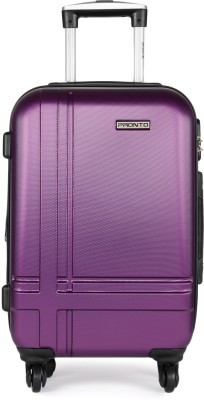 Pronto LATINA Expandable Cabin Luggage   20 inch   Purple  Pronto Suitcases