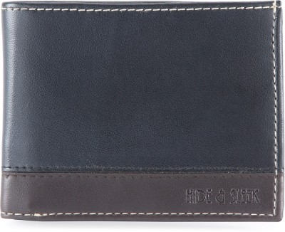 Hide   Sleek Men Black Artificial Leather Wallet