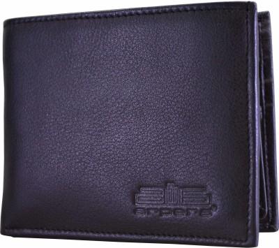 Arpera Men Casual, Formal Black Genuine Leather Wallet(8 Card Slots)  available at flipkart for Rs.1215