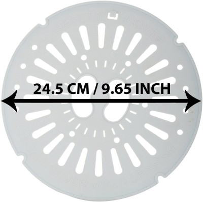 SM eRetail Washing Machine Spin Cap Bucket Cover(Pack of1)  available at flipkart for Rs.198