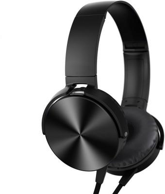 ShopyBucket Brand New Soft Animal Over-Ear Headphones with Arctic Polar Bear Design Wired Headphone(Multicolor, Over the Ear)
