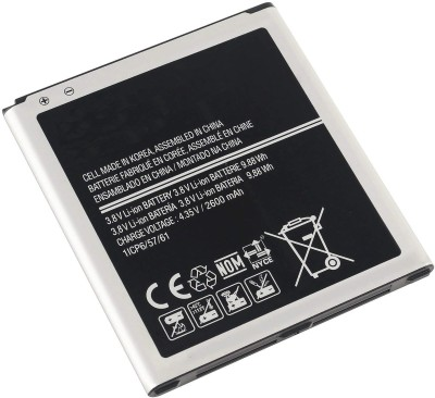 Grand Cell Mobile Battery For Samsung Galaxy J3 | EB-BG530BBC | 2600mAh