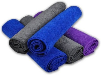 VRT Microfiber Vehicle Washing  Cloth(Pack Of 5)
