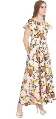 Kannan Women Maxi Pink Dress
