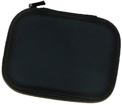OSRAY WD Pouch Case / Pouch 2.5 inch Hard Disk Drive For Hard disk, Black