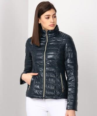NANETTE LEPORE Full Sleeve Solid Women Jacket at flipkart