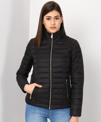 NANETTE LEPORE Full Sleeve Solid Women Jacket at flipkart