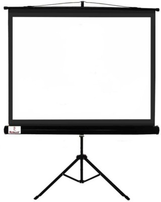 Royality 2ROY101 Projector Screen (Width 115.5 cm x 44.5 cm Height) at flipkart