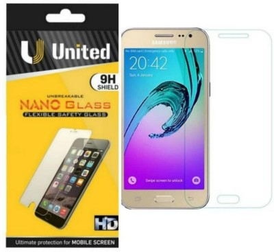 United Nano Glass for Samsung Galaxy J2 Ace(Pack of 2)