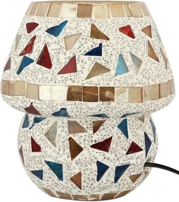Jyatu Floral Table Lamp 17 cm, Multicolor