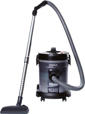 Impex VC 4704 Dry Vacuum Cleaner(Black) at flipkart
