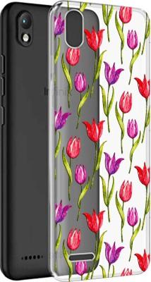 Fashionury Back Cover for Infinix Smart 2(