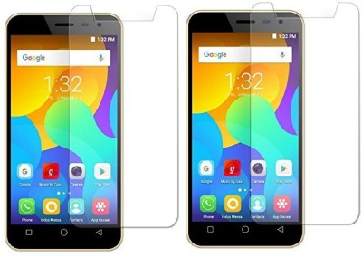 KITE DIGITAL Tempered Glass Guard for MICROMAX BHARAT 3(Pack of 2)