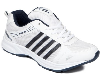 Asian WNDR-13 Training Shoes,Walking Shoes,Gym Shoes,Sports Shoes Running Shoes For Men(White)