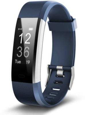 Omnix 115 PLUS HR_BLUE Fitness Band(Blue)
