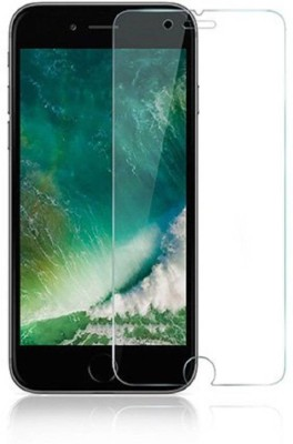 Owlam Tempered Glass Guard for Apple iPhone 8 Plus(Pack of 1)
