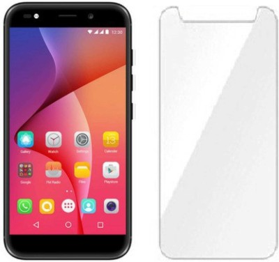 Rigid Tempered Glass Guard for Micromax Selfie 3 E460(Pack of 1)
