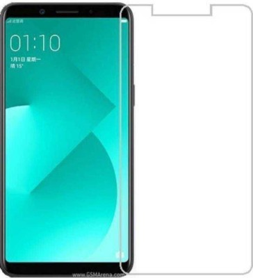 Phonedda Tempered Glass Guard for Itel A44 Pro(Pack of 1)