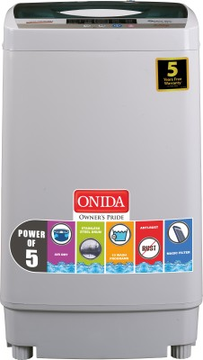 Onida Crystal T62CGN 6.2 kg Fully Automatic Top Load Washing Machine