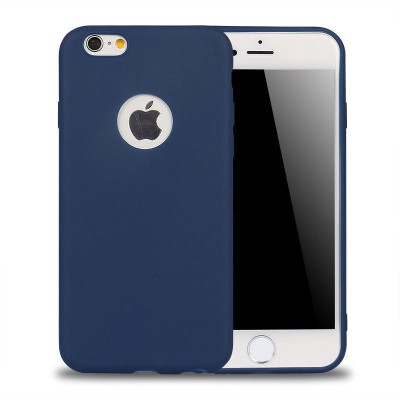 IDesign Back Cover for Apple iPhone 8(Blue, Dual Protection)