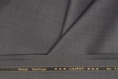 Vimal Viscose Solid Trouser Fabric(Unstitched)
