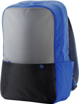 HP 15.6 inch Expandable Laptop Backpack Orange
