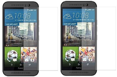 KITE DIGITAL Tempered Glass Guard for HTC ONE M9(Pack of 2)