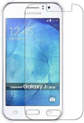 Tempered Glasses Impossible Screen Guard for Samsung J1 Ace Privacy Screen Guard(Pack of 1)