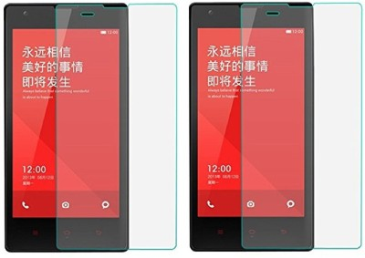 KITE DIGITAL Tempered Glass Guard for Mi Redmi 1S(Pack of 2)