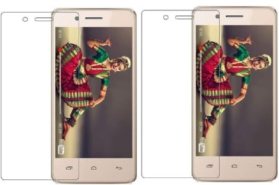 KITE DIGITAL Tempered Glass Guard for MICROMAX BHARAT 4(Pack of 1)