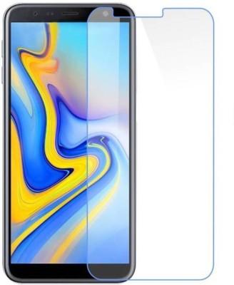 SAMARA Tempered Glass Guard for SAMSUNG GALAXY J6 PLUS SM-J610F(Pack of 1)