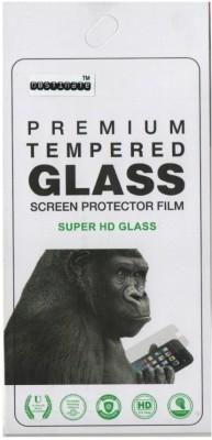 Obstinate Tempered Glass Guard for Intex Aqua Q4(Pack of 1)