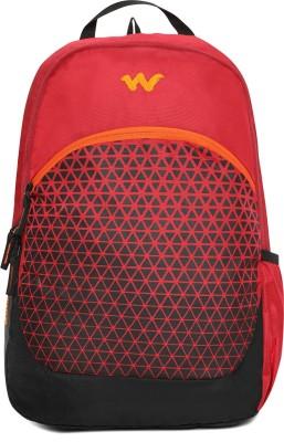 d2100832ff Wildcraft Zeal 17 L Backpack(Red) on Flipkart