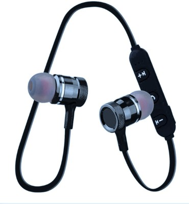 JXL S6 On Ear Wireless Headphones With Mic Bluetooth Headset with Mic(White, In the Ear)