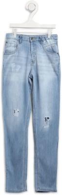 Gini & Jony Regular Baby Boy's Blue Jeans